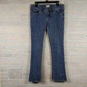 Free People Bootcut Low Rise Jeans